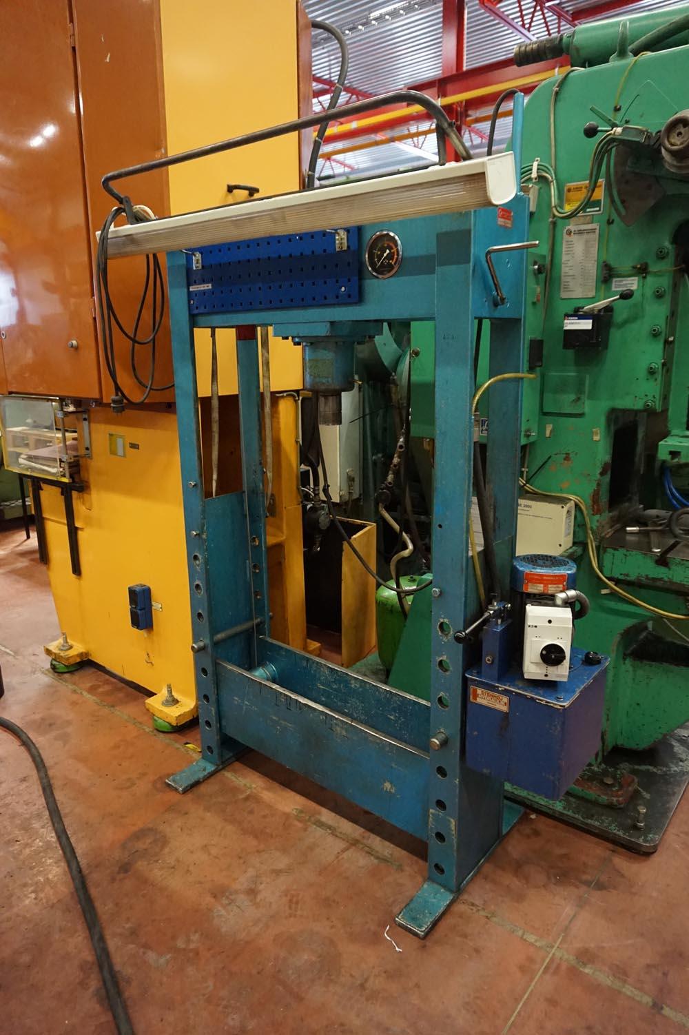 Workshop press Stenhoj 40T - Hydraulic presses - Presses